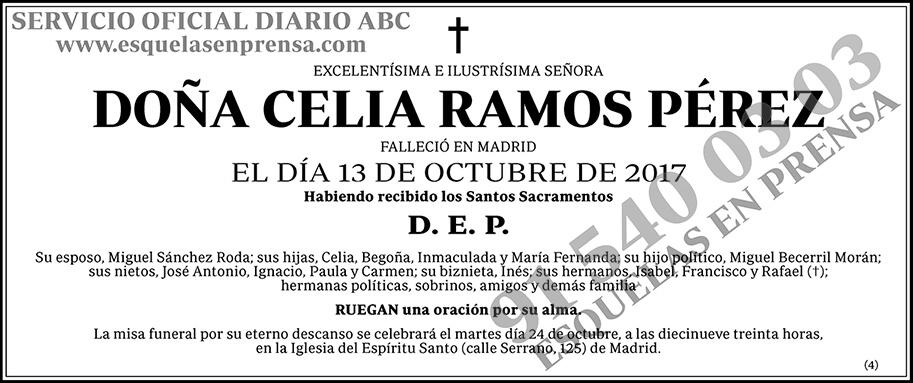 Celia Ramos Pérez